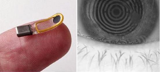 植入眼球的智能设备:想哭就哭完全自己控制-广州磐众智能科技有限公司