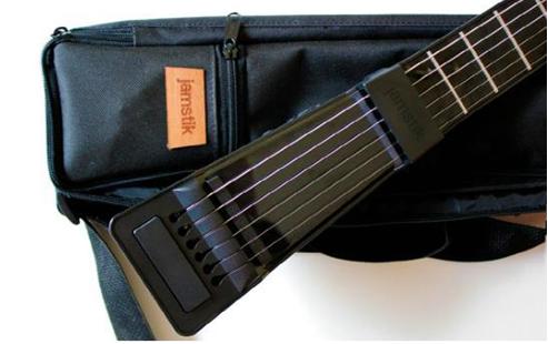 可装入背包的智能吉他 你要来一把吗?-广州磐众智能科技有限公司