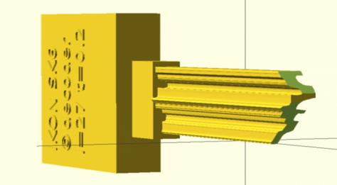 3D打印万能钥匙 秒杀防盗锁-广州磐众智能科技有限公司