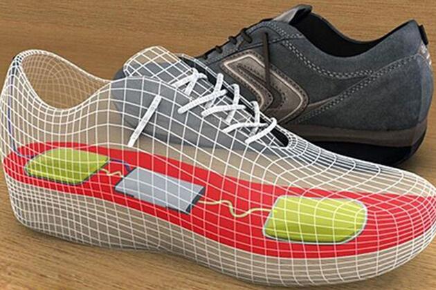 一款走路就可以发电的鞋子-广州磐众智能科技有限公司