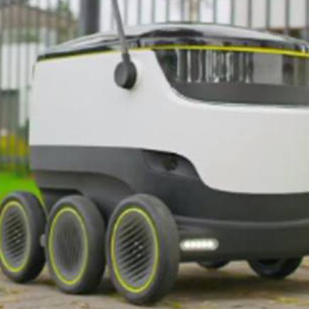 瑞士使用机器人投递快件 快递小哥将失业?-广州磐众智能科技有限公司