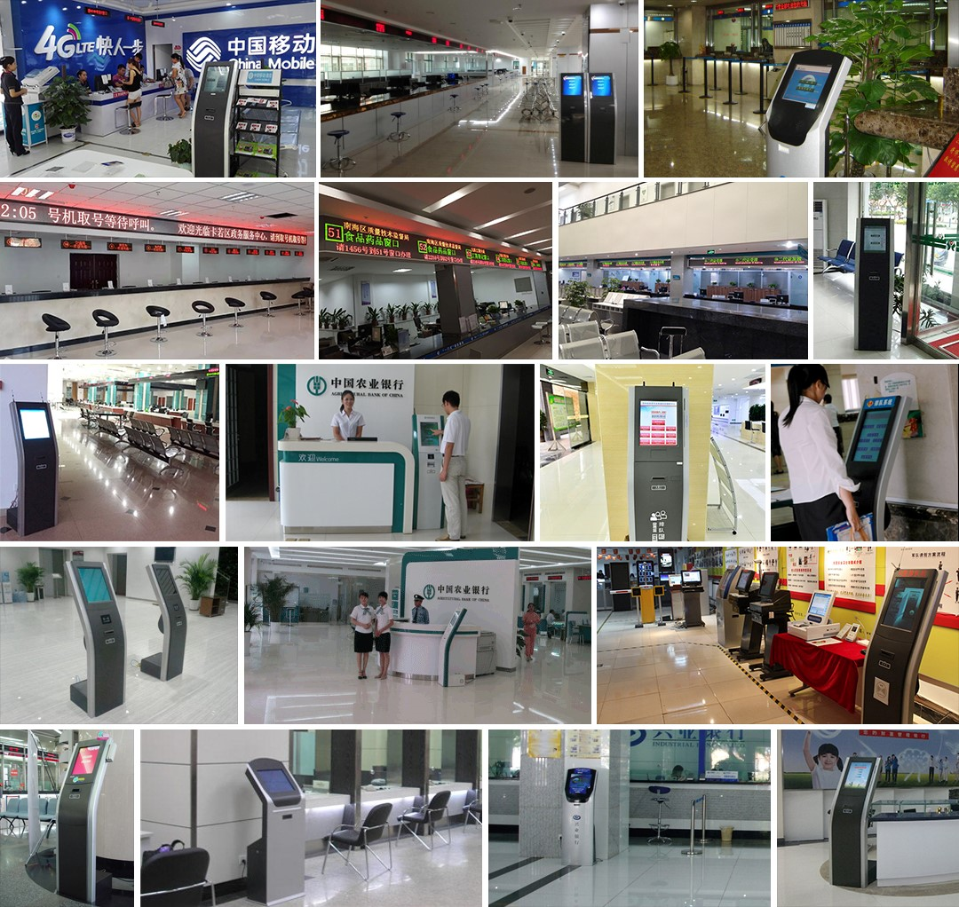42寸排队叫号机信息看板PZ-42LE--广州磐众智能科技有限公司