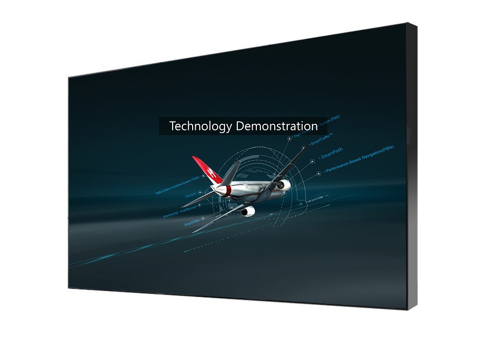 55寸液晶拼接屏PZ-55DID-55-6×4--广州磐众智能科技有限公司