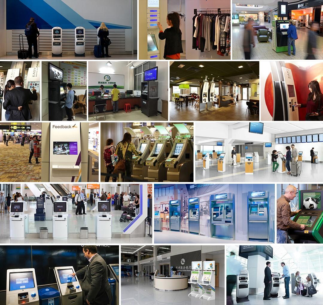 21寸壁挂点餐机-广州奔想智能科技有限公司