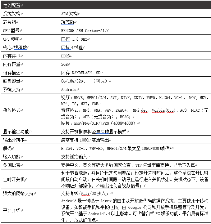 26寸壁挂横竖屏广告机PZ-26BE1--广州磐众智能科技有限公司