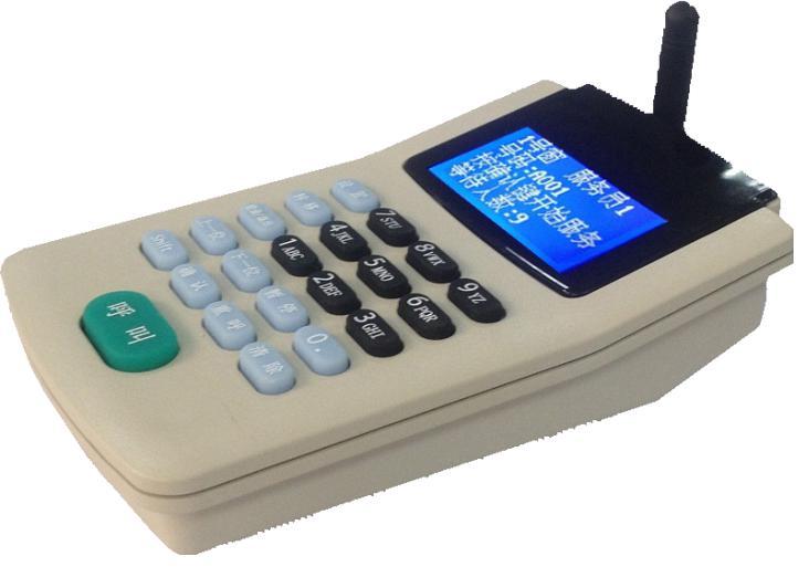 数码液晶呼叫器中文--广州磐众智能科技有限公司
