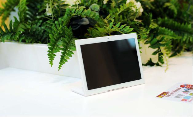 10寸触摸液晶评价器--广州磐众智能科技有限公司