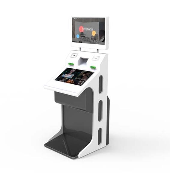自助彩票机售卖机PZ-22WDHU-A--广州磐众智能科技有限公司